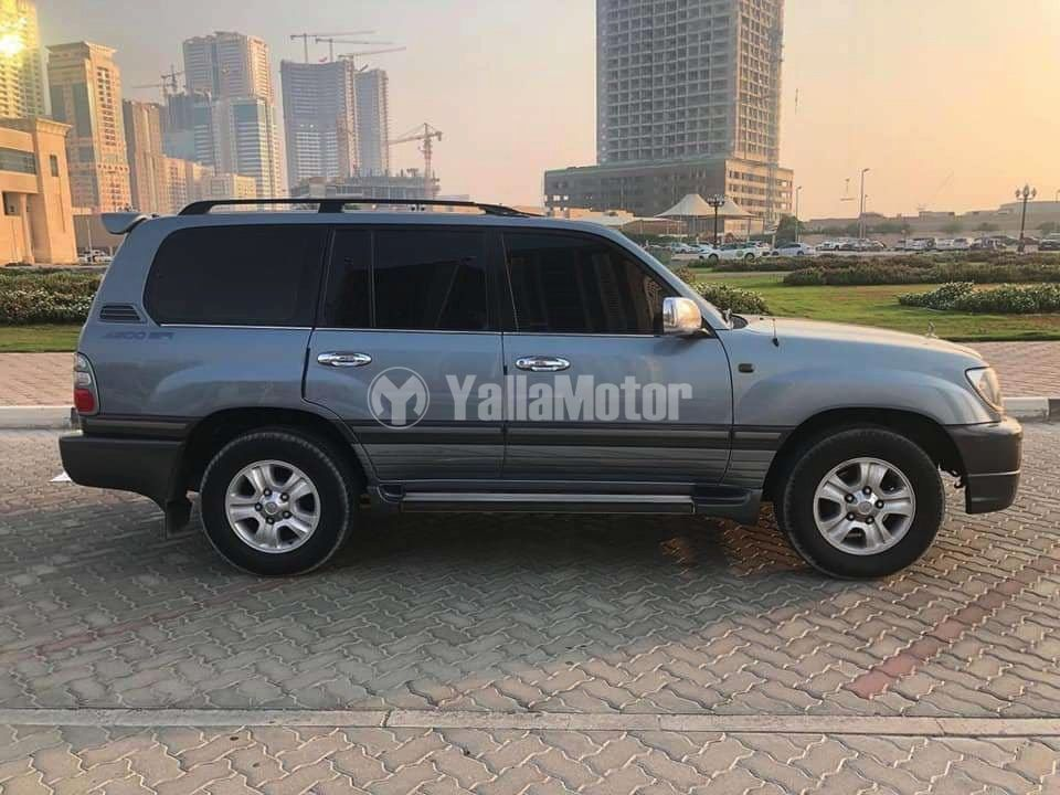 Used Toyota Land Cruiser 2005