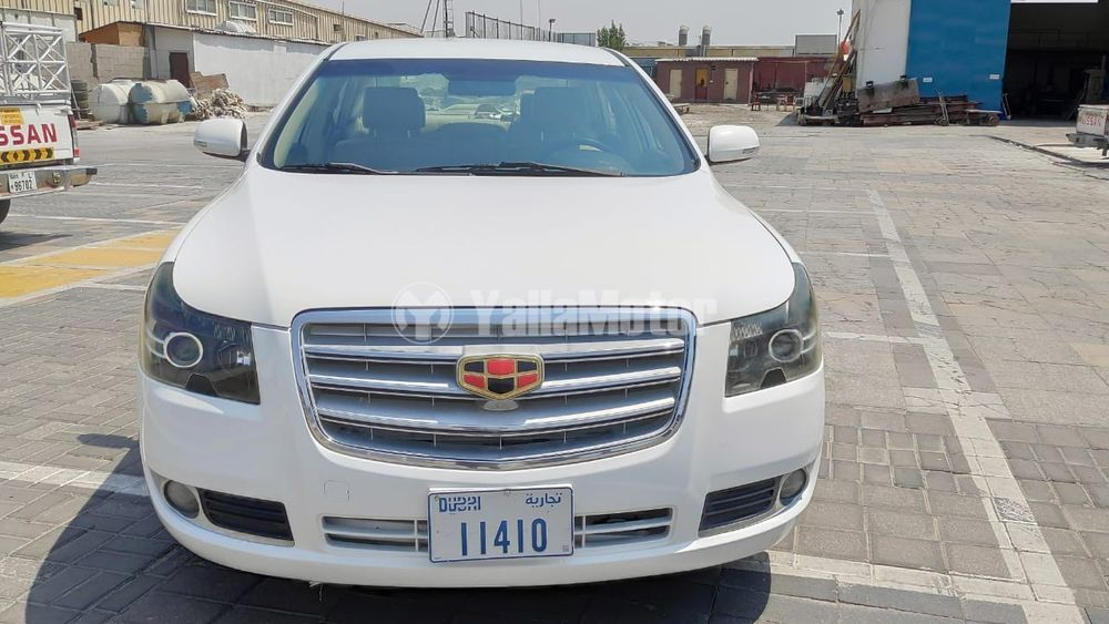 Used Geely Emgrand 8 2014