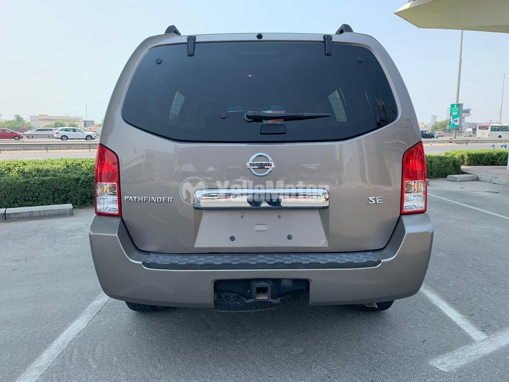 Used Nissan Pathfinder 2005