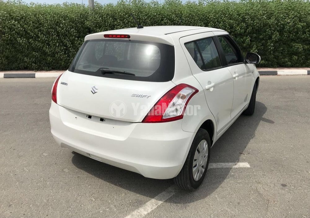 Used Suzuki Swift 2015