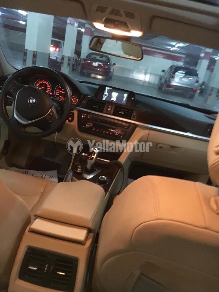 Used BMW 3 Series Sedan 320i 8 Speed Automatic Transmission 2012