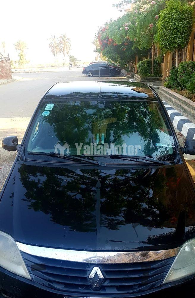Used Renault Logan 4 Door 1.6L Manual 2012