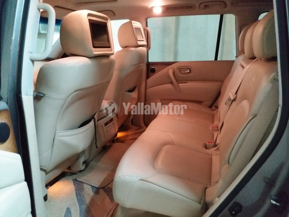 Used Infiniti QX80 5.6L Luxe (8 Seats) 2014