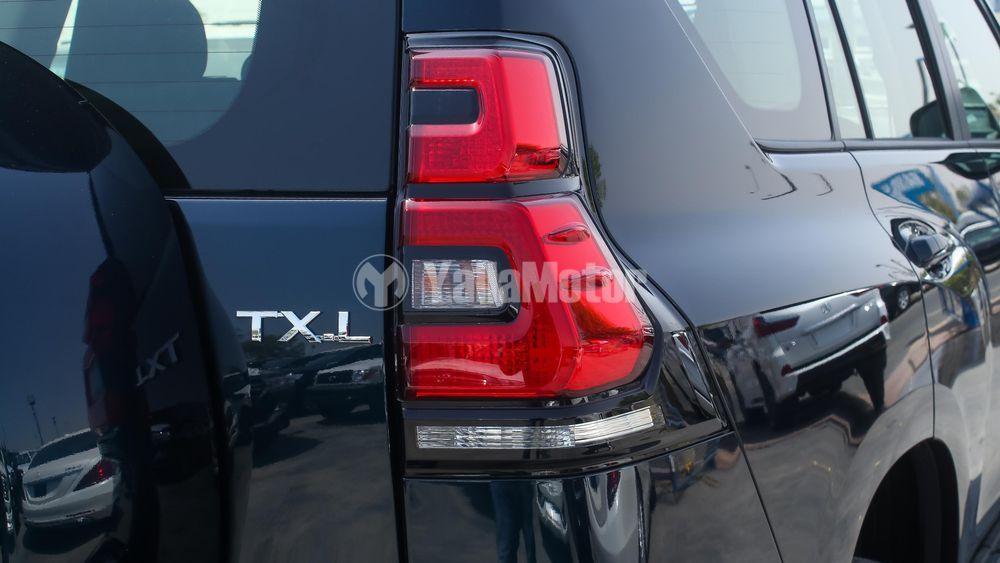 تويوتا لاند كروزر برادو 3.0L TXL Diesel 2019 الجديد