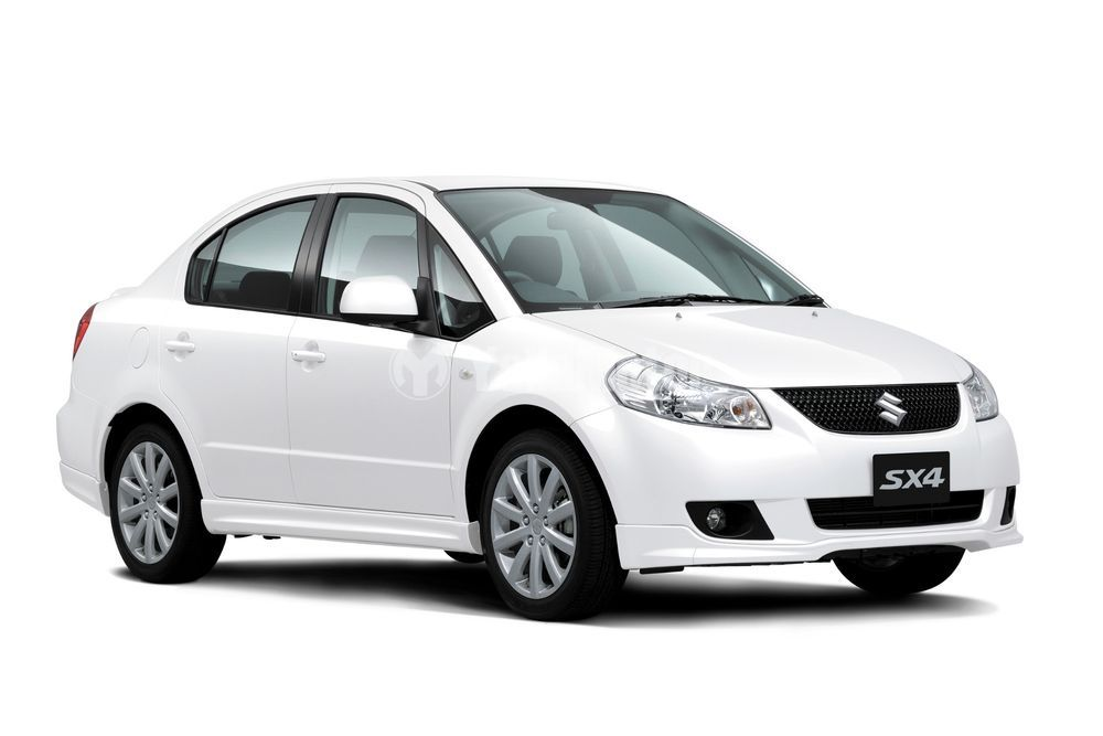 Used Suzuki SX4 2013