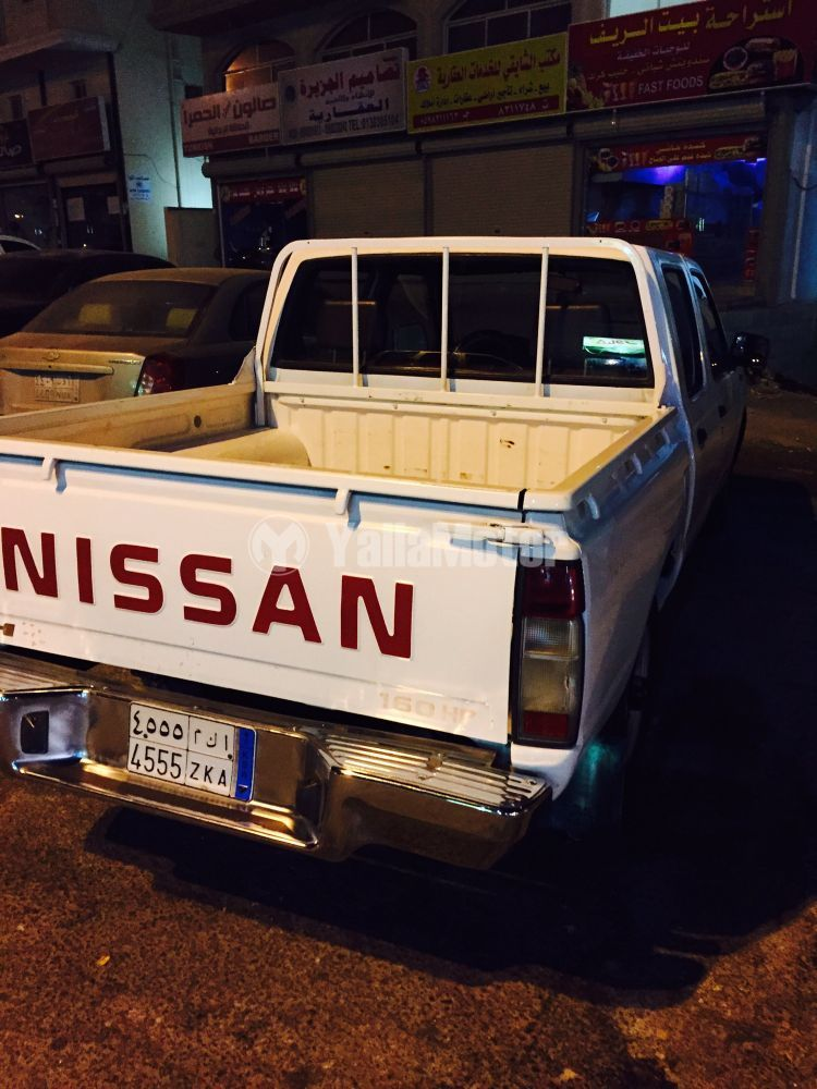 Used Nissan Pickup 2012