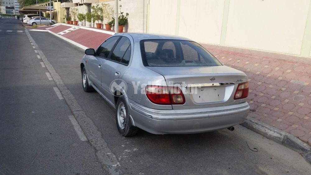 Used Nissan Sunny 2002
