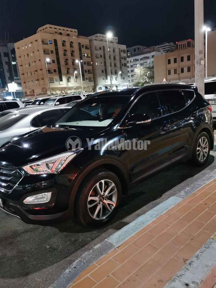 Used Hyundai Santa Fe 2.4L Mid 2015