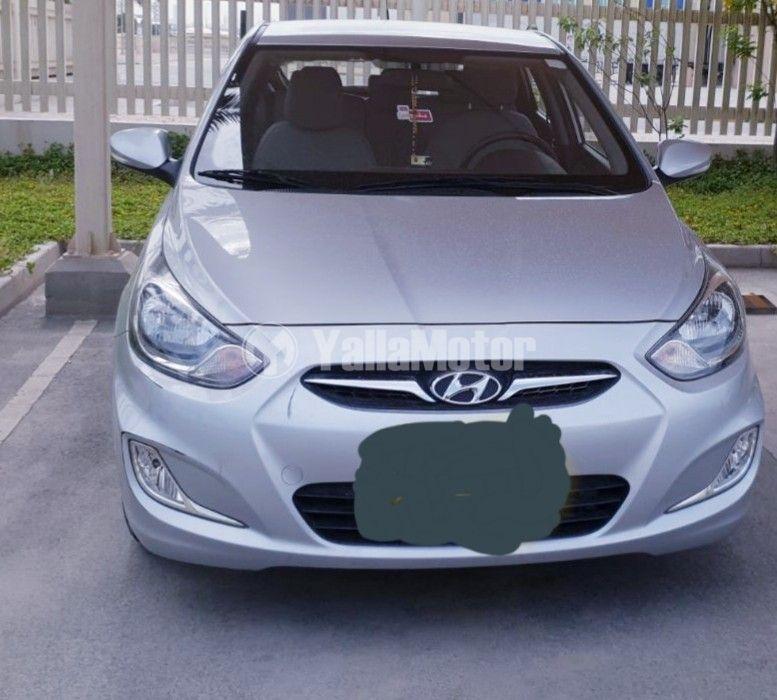 Used Hyundai Accent Hatchback 2014