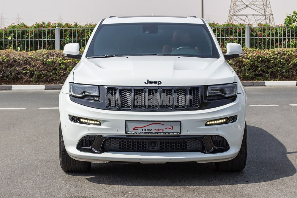 Used Jeep Grand Cherokee SRT8 2014