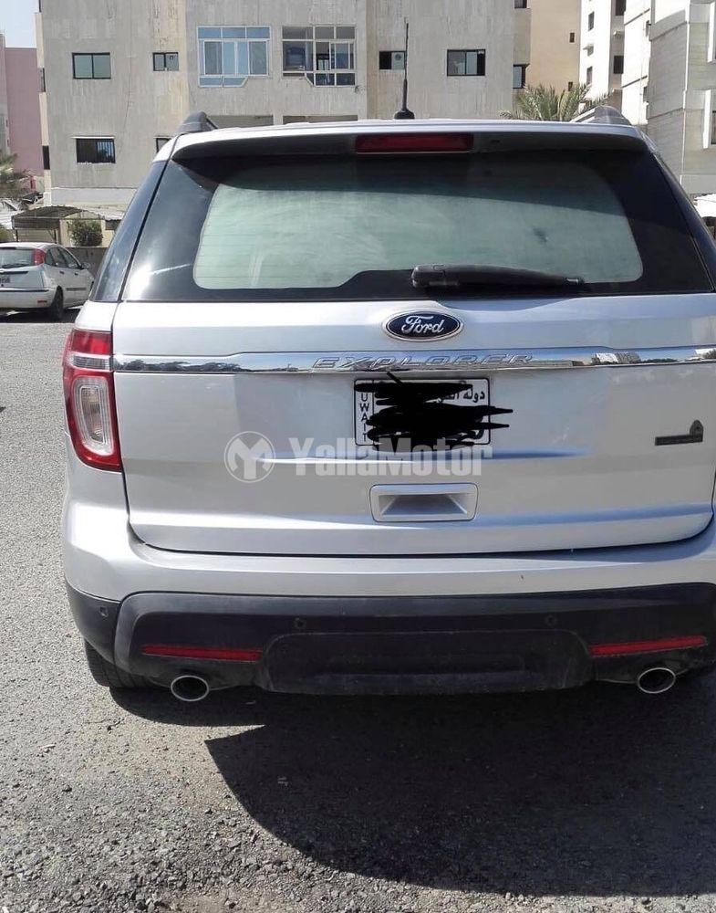 Used Ford Explorer 3.5L V6 XLT (AWD) Mid Option 2015