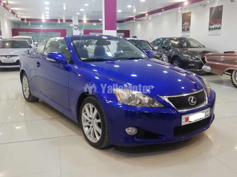 Used Lexus IS 300C 2 door 3.0L 2010