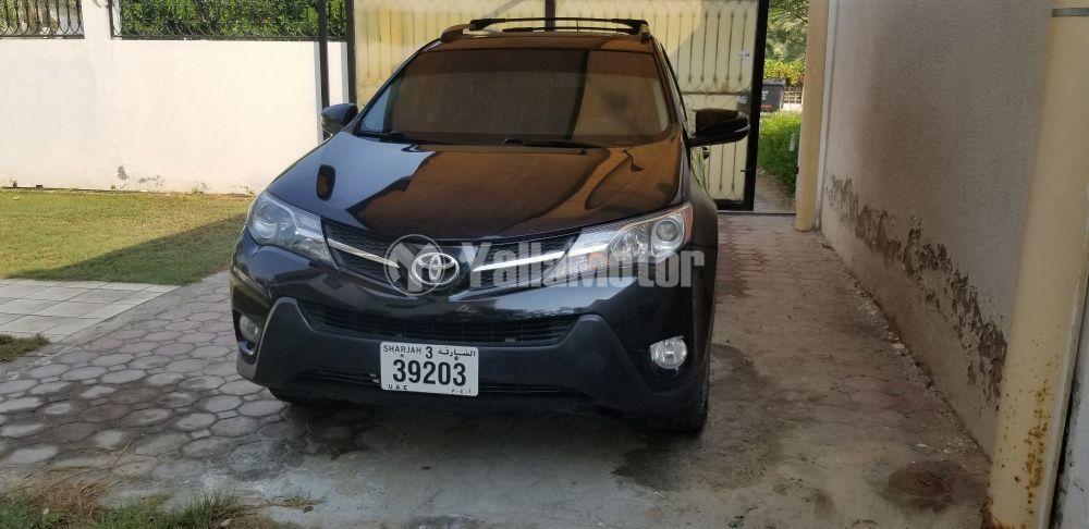 Used Toyota Rav4 2013