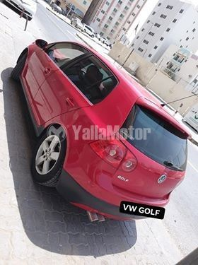 Used Volkswagen Golf 2008