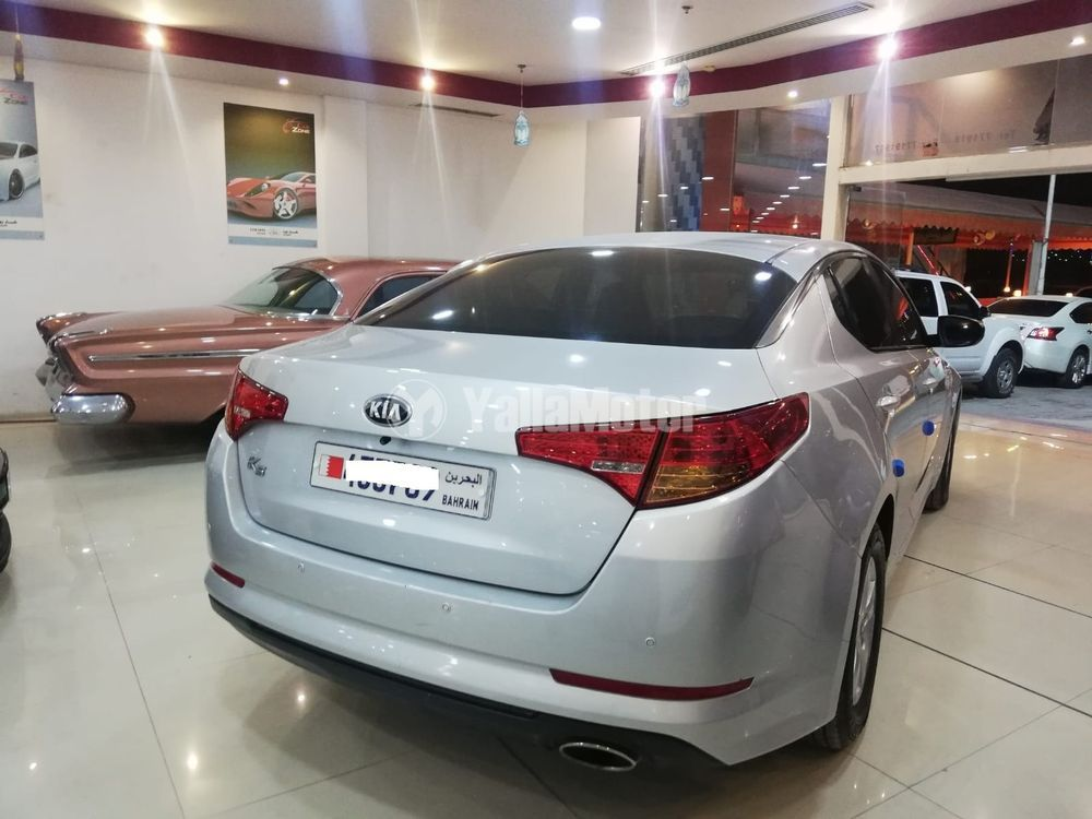 Used Kia Optima 2013