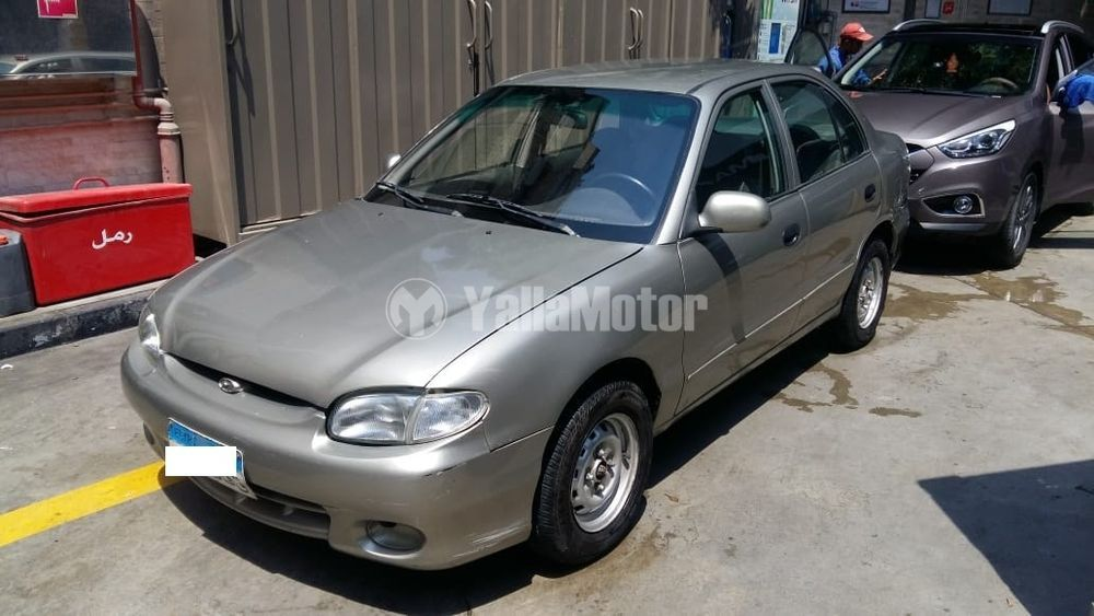 Used Hyundai Accent 2002