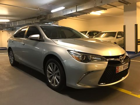 Used Toyota Camry 2 5L GLE (178 HP) w/ Sunroof 2016 (912210