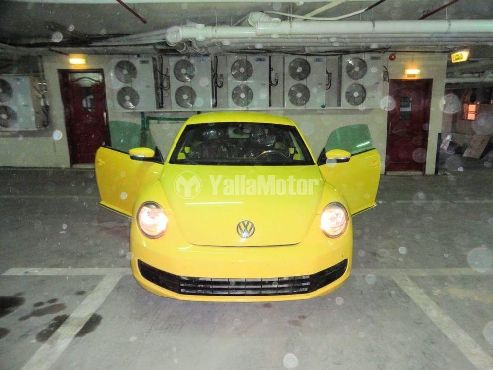 Used Volkswagen Beetle 2012