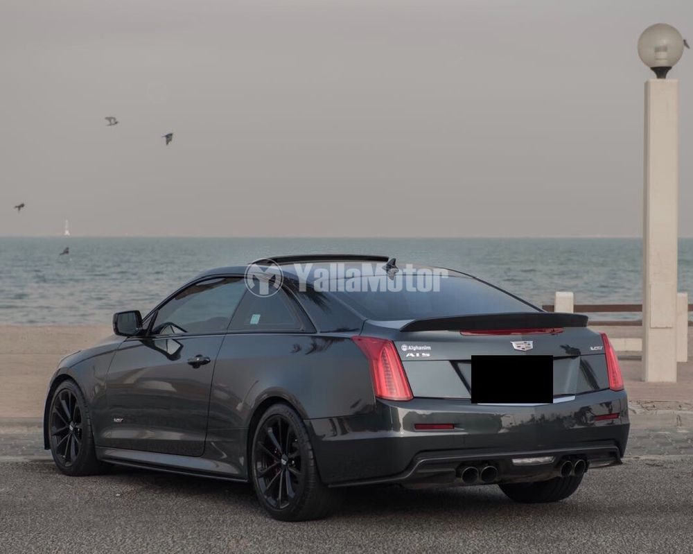 Used Cadillac ATS-V Coupe 3.6T w/ Carbon Fiber Package (464 HP) 2016