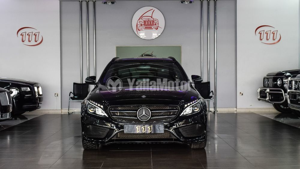 Used Mercedes-Benz C-Class 2016