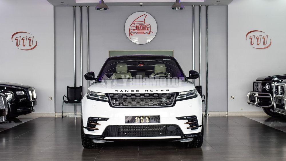 Used Land Rover Range Rover Velar 3.0L S (380 PS) 2018
