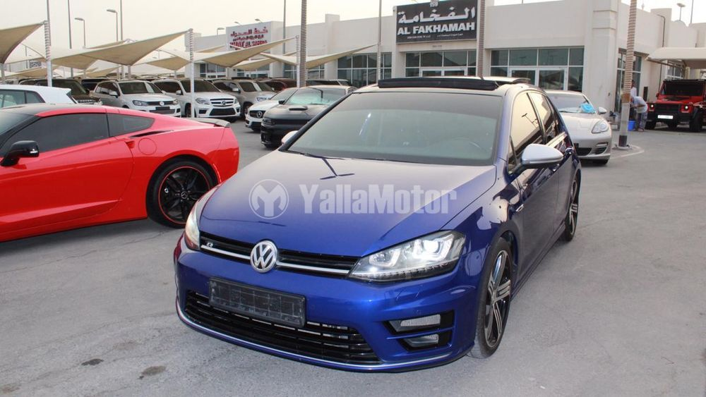 Used Volkswagen Golf R Hatchback 2016