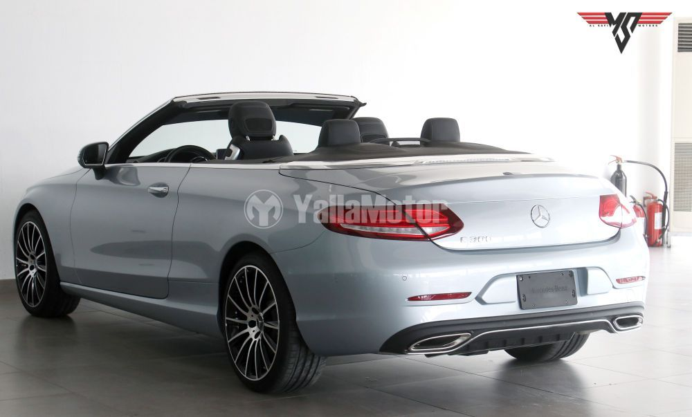 Used Mercedes-Benz C Class Cabriolet C 300 Cabriolet 2018