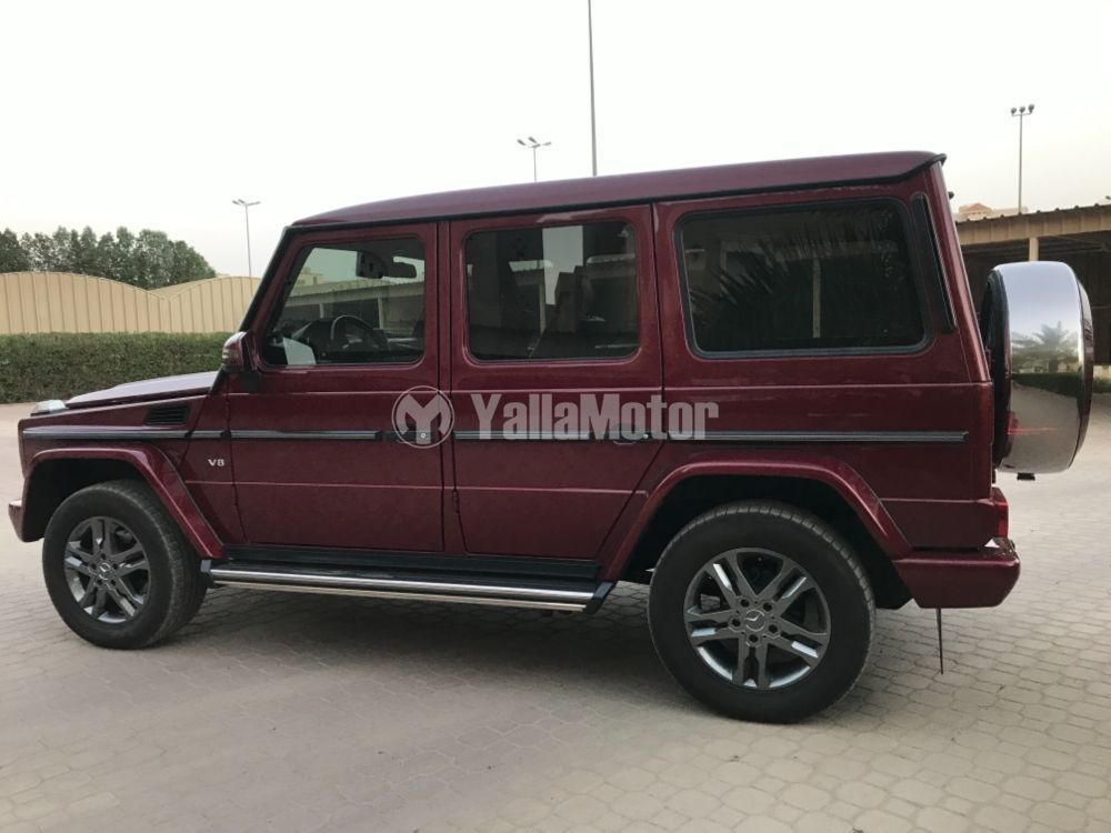 Used Mercedes-Benz G-Class G500 2014