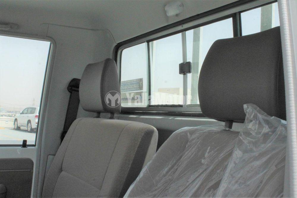 New Toyota Land Cruiser Pick Up 2018