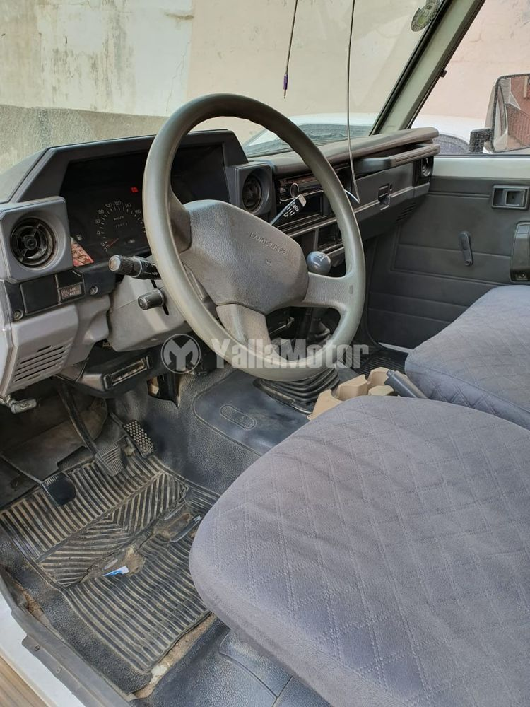 Used Toyota Land Cruiser 1993