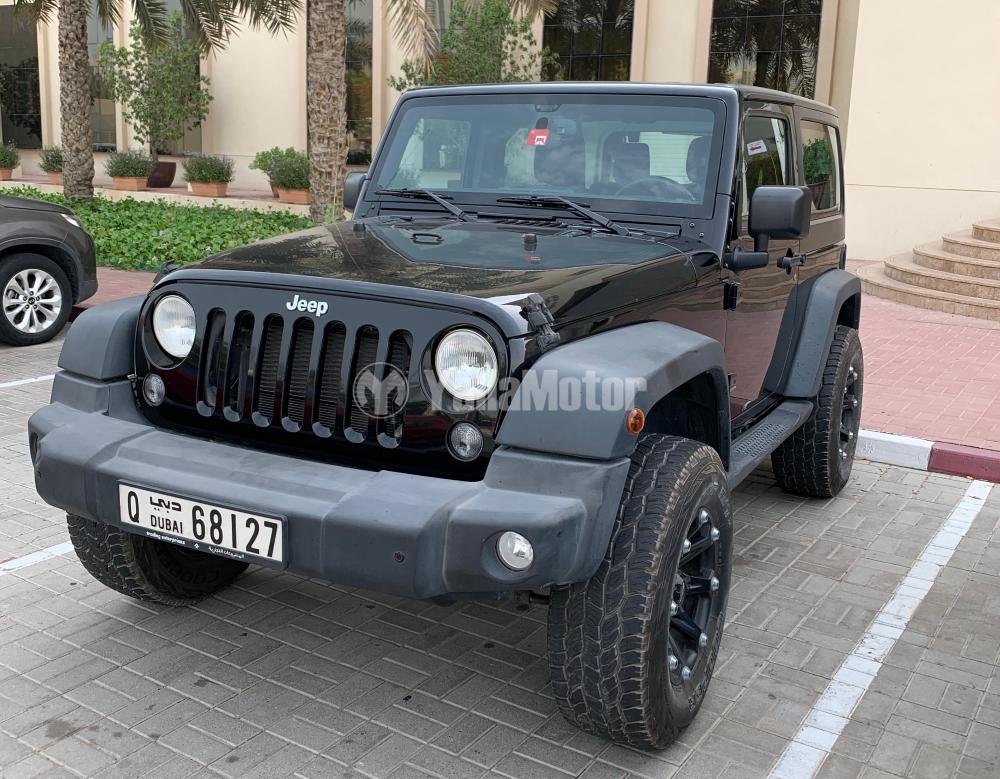 Used Jeep Wrangler 3.6L V6 Sport (2-Door) 2015