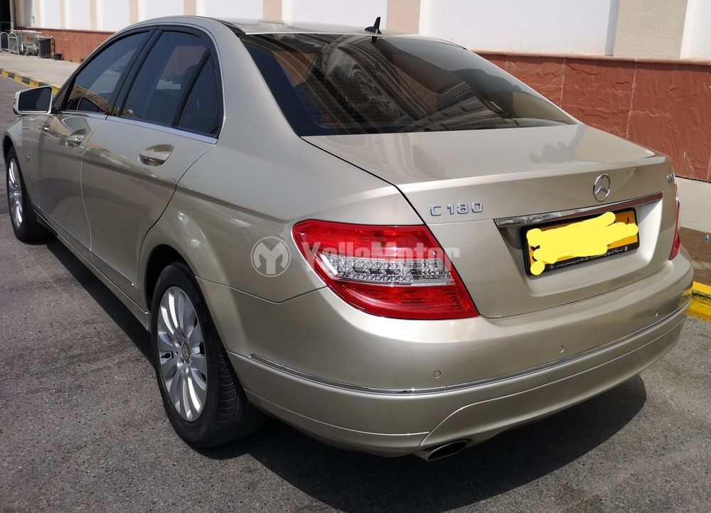 Used Mercedes-Benz C-Class C 180 2011