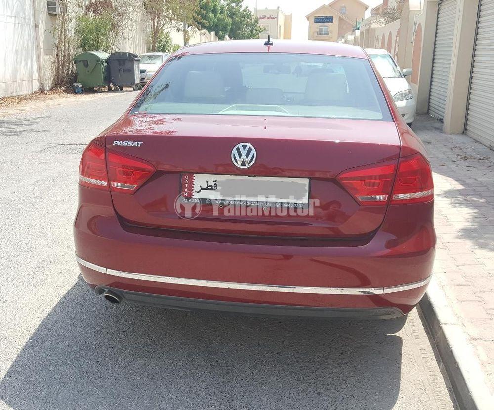 Used Volkswagen Passat 3.6 Sedan 2015