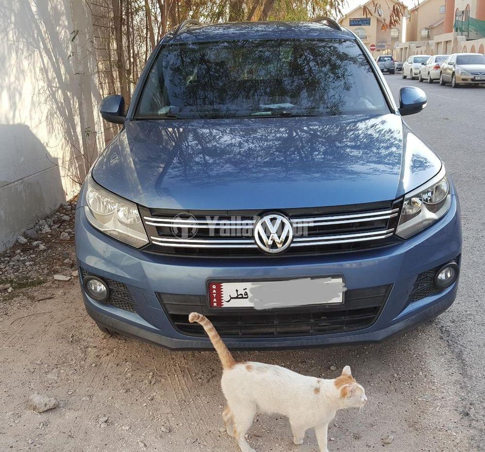 Used Volkswagen Tiguan  1.4L SE   2014