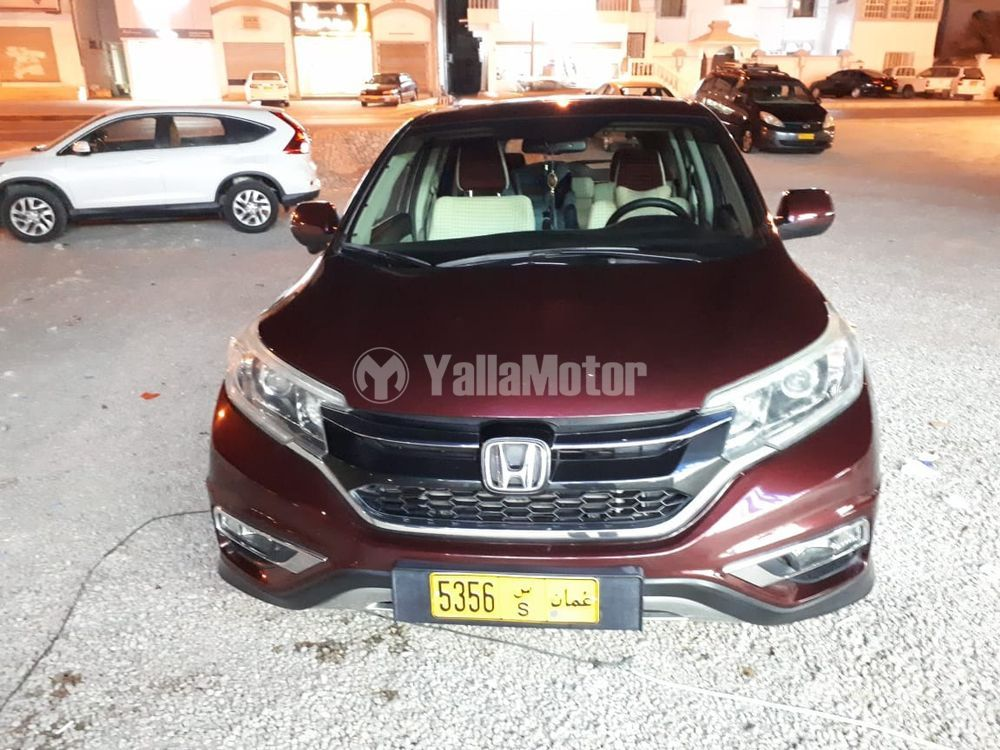 New Honda CR-V 2.4 EX 2015