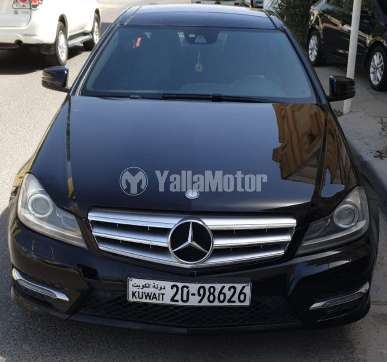 Used Mercedes-Benz C-Class Coupe 2013