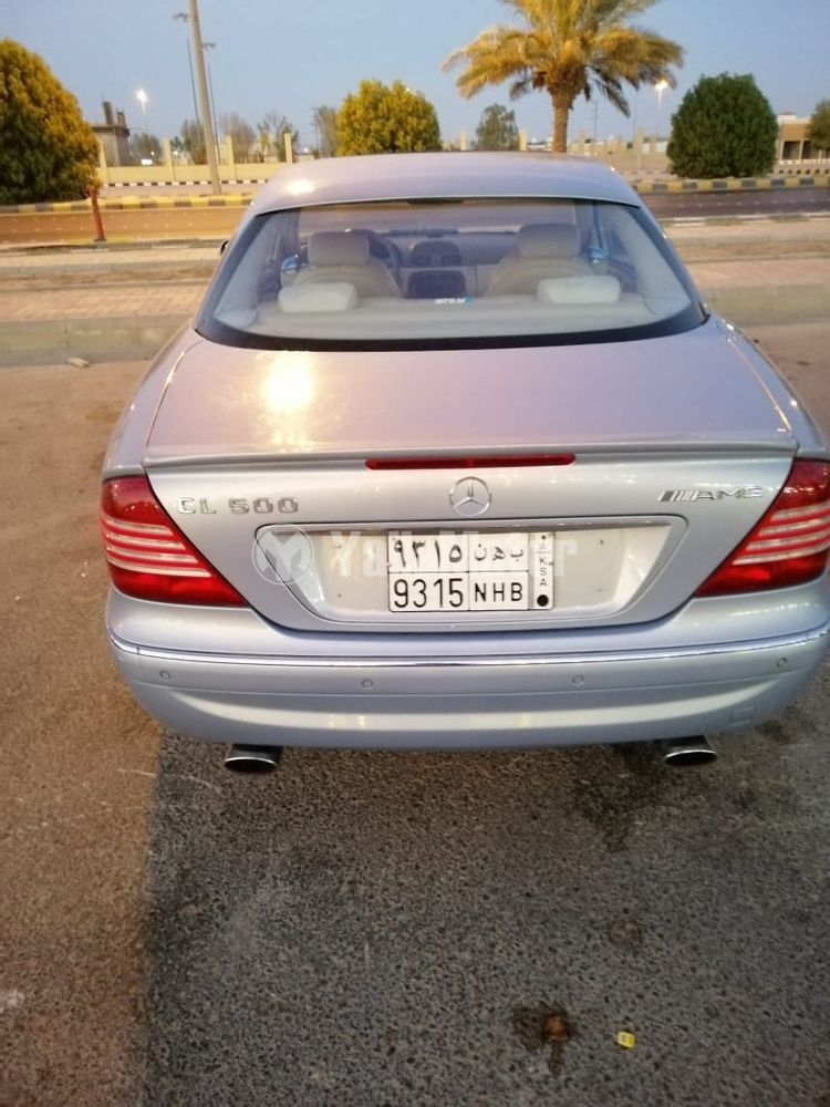 Used Mercedes-Benz C-Class Coupe 2001