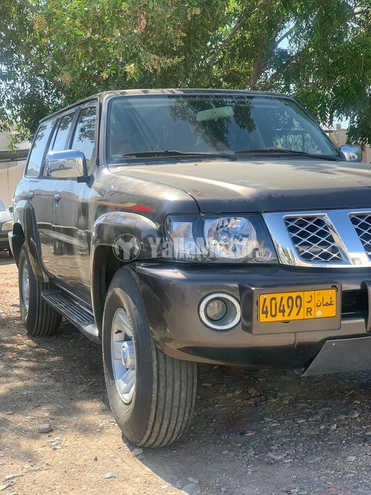 Used Nissan Patrol Safari 2005