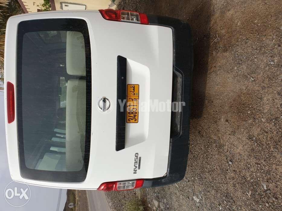 Used Nissan Urvan 13-Seater A/T (4-Door) 2015
