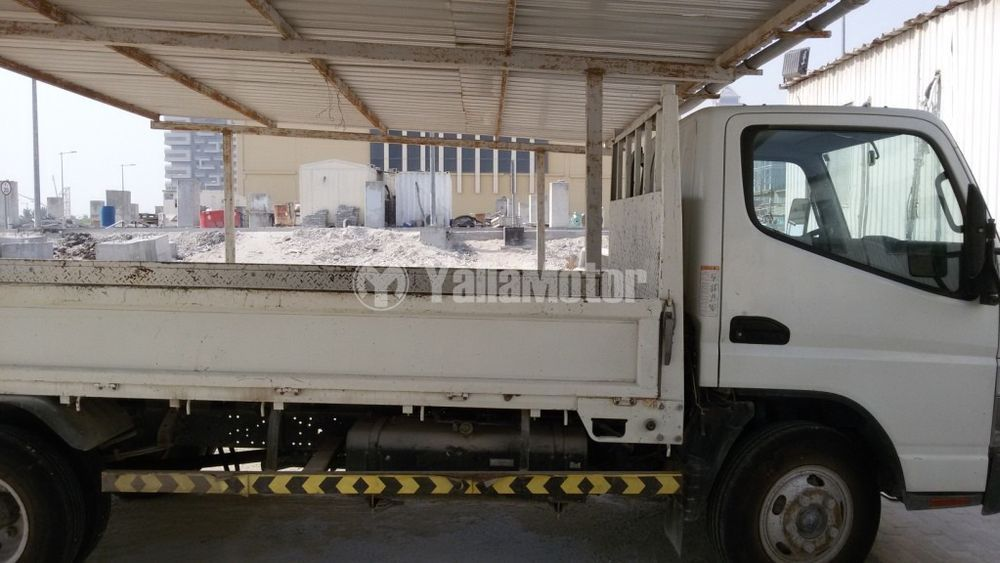 Used Mitsubishi Canter 2015