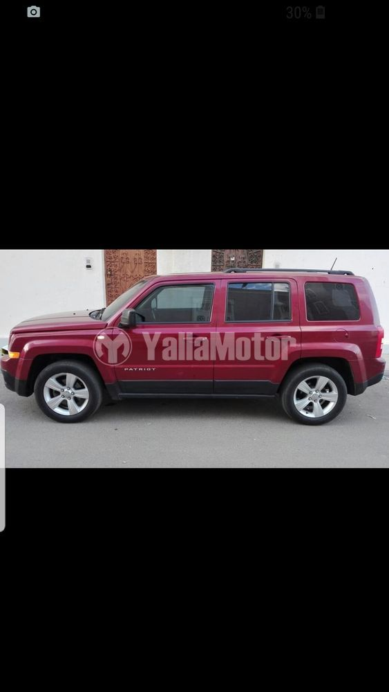 Used Jeep Patriot 2012