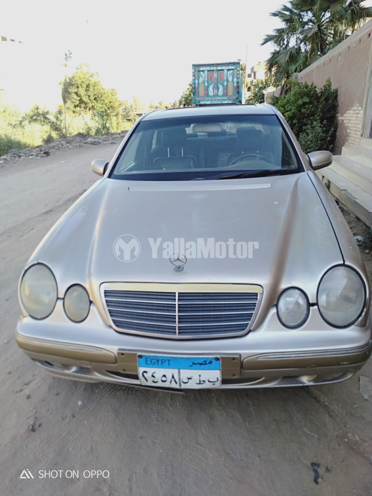 Used Mercedes-Benz E 280 2000
