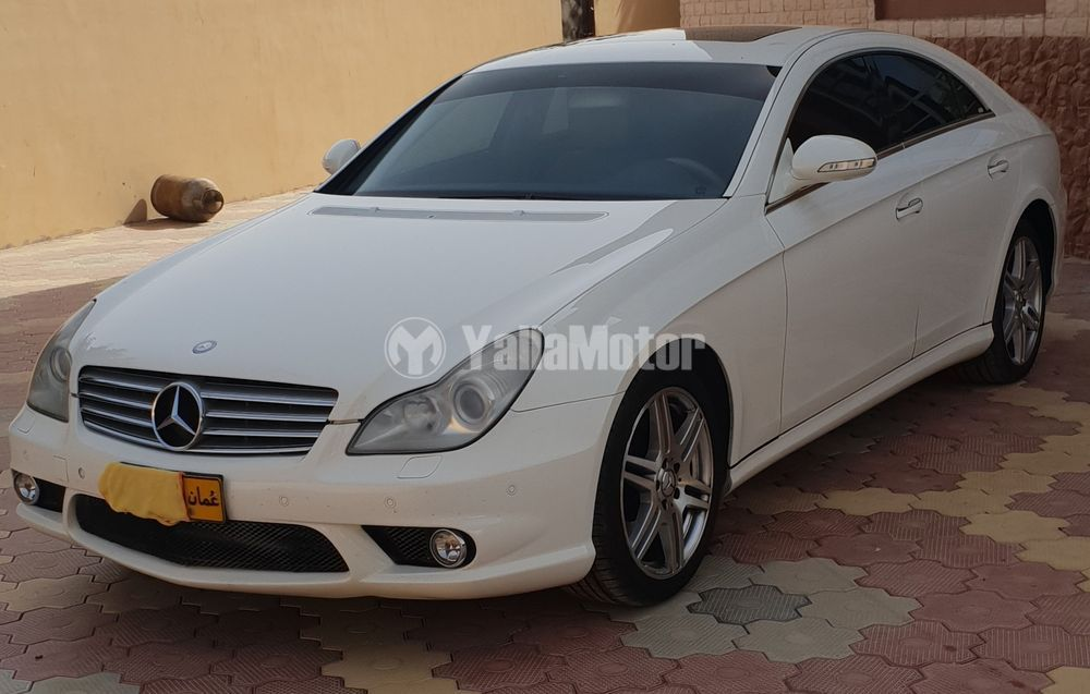Used Mercedes-Benz CLS-Class CLS 500 2006