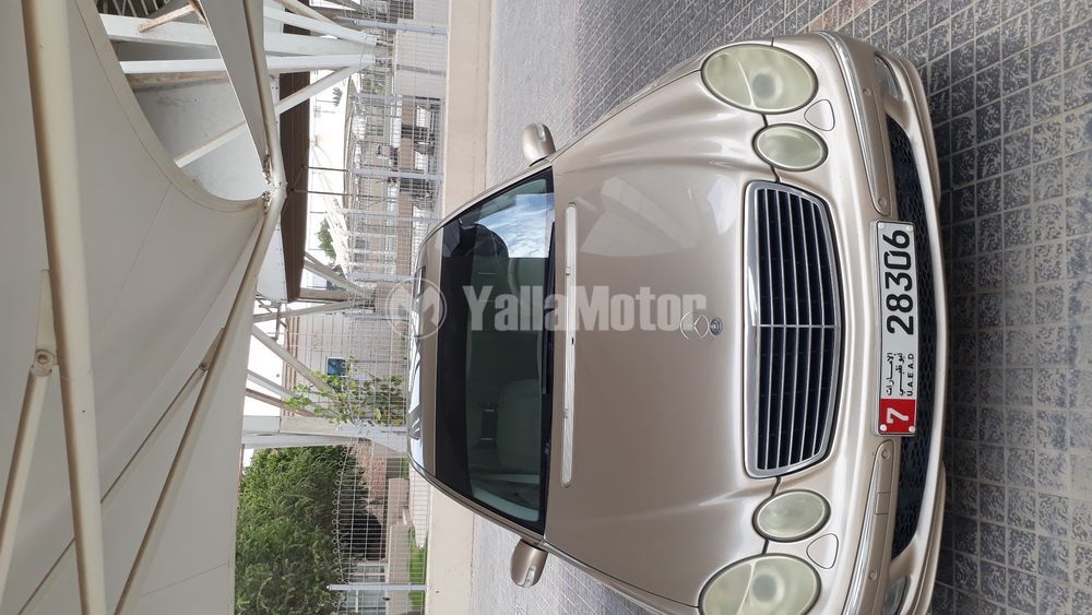 Used Mercedes-Benz E-Class 2003
