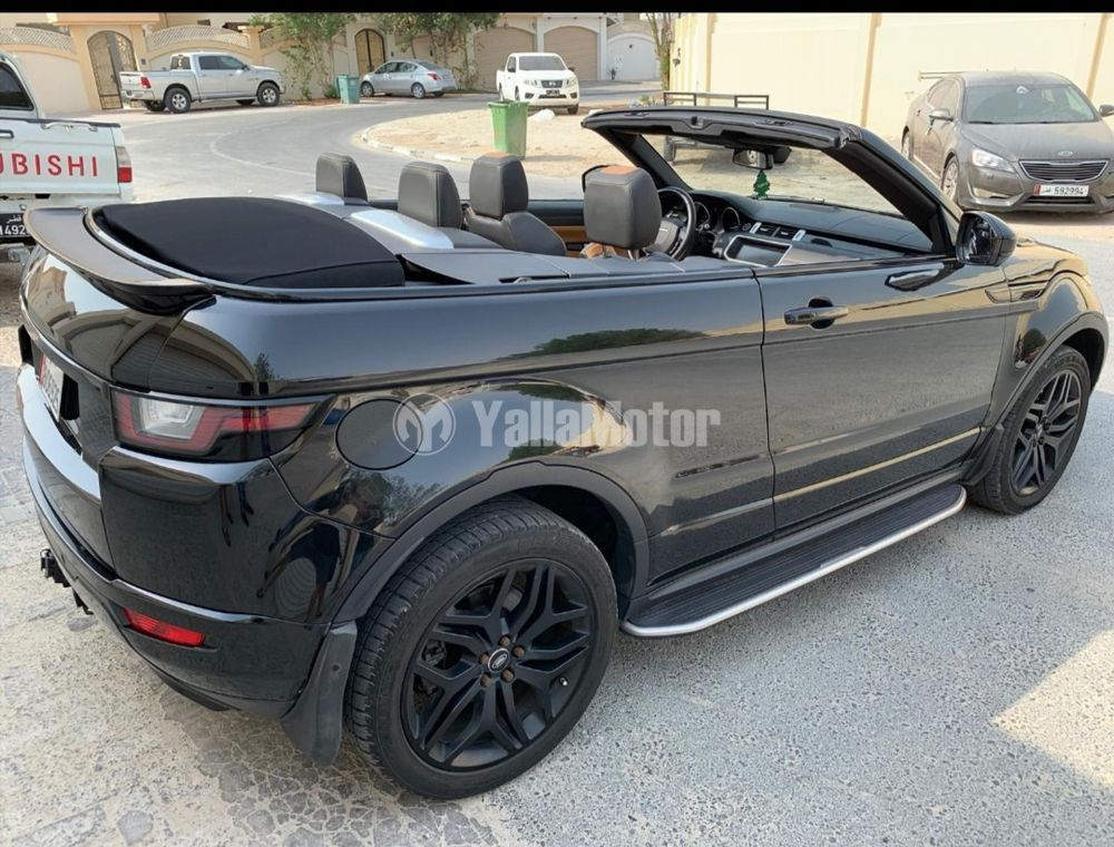 Used Land Rover Range Rover Evoque Convertible HSE Dynamic (AWD) 2017