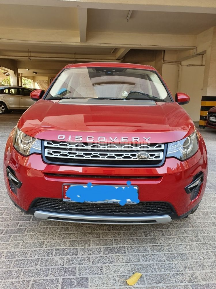 Used Land Rover Discovery Sport 2.0L Si4 HSE (4WD) 2015
