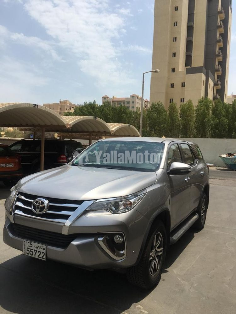 Used Toyota Fortuner 2017