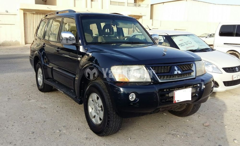 Used Mitsubishi Pajero 2004