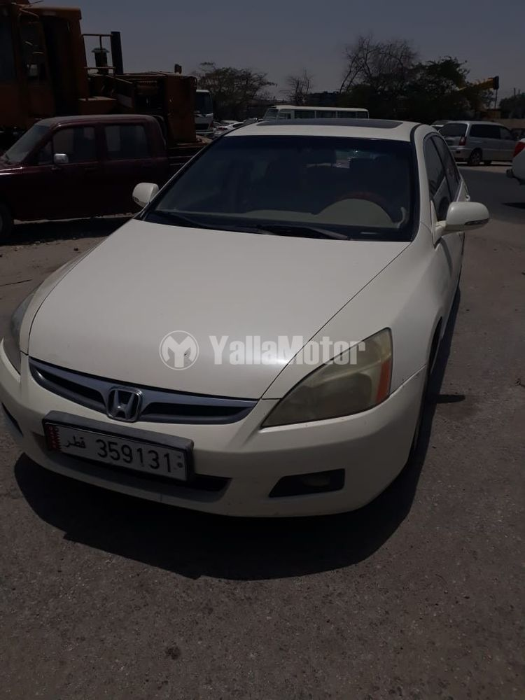 Used Honda Accord 2.4L EX 2007