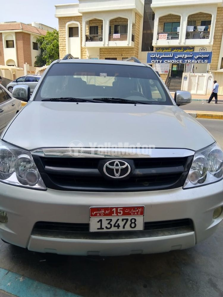 Used Toyota Fortuner 2008
